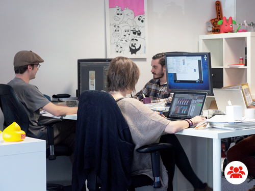 Digital Village, coworking du numérique