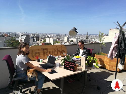 La Ruche Paris, laboratoire d'innovation sociale