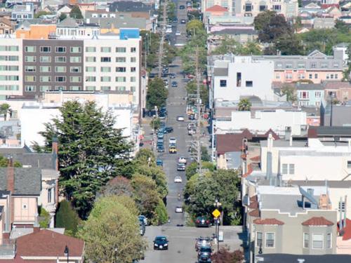 San Francisco : Octavia Boulevard