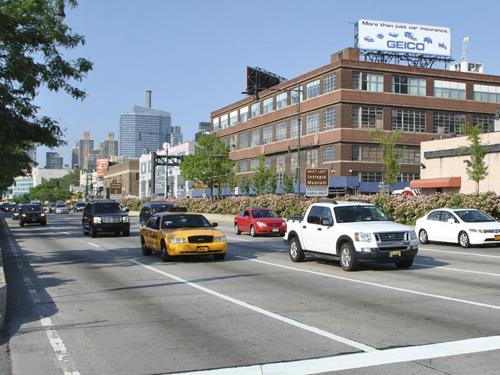 New York : West Side Highway