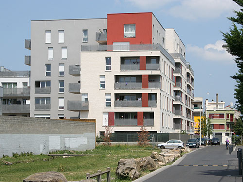 Quartiers politique de la ville : conditions de logement et aspirations des habitants