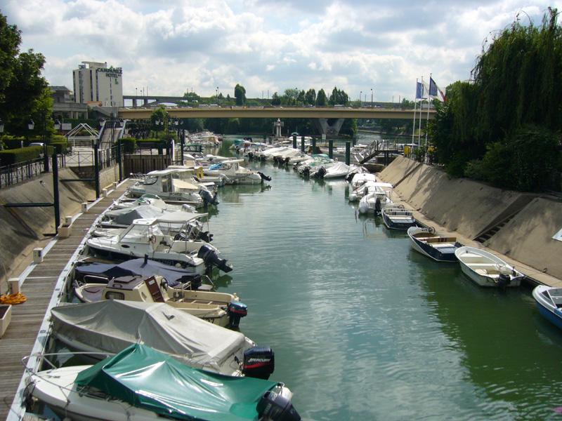 Le tourisme fluvial en le de france une image valoriser - Port de nogent sur marne ...