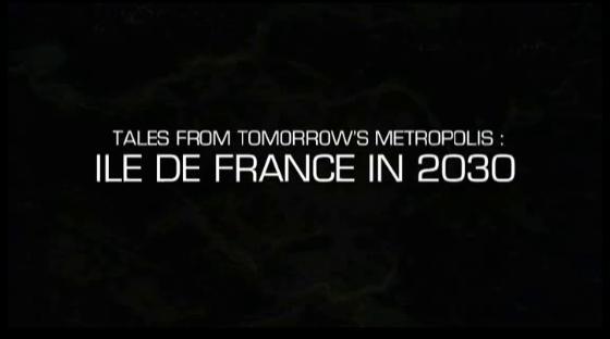 ILE DE FRANCE IN 2030